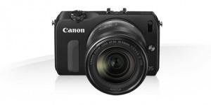 Canon EOS M (Foto: Canon)