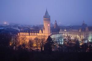 Gebäude der Sparkasse Luxemburg