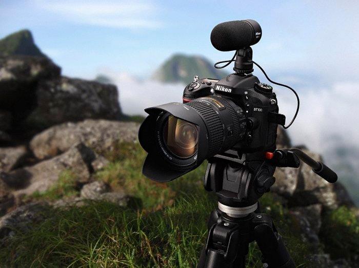 Nikon D7100 (Foto: Nikon)