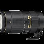 Neu: Nikon 80-400mm 1:4.5-5.6 G ED VR
