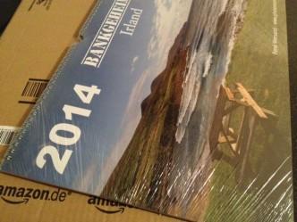 """Kalender """"Bankgeheimnis Irland 2014"""" von Calvendo"""